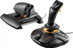 Проводной джойстик Thrustmaster T.16000M FCS Hotas Black/Orange (2960778)