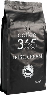 Кофе в зернах Coffee365 Irish Cream 1000 г (4820219990048)