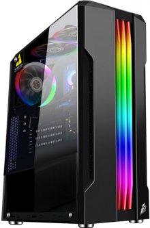 Корпус 1stPlayer R3-A-3R1 Color LED Black