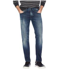 Джинси Hudson Blake Slim Straight in Zip Division Blue, 31W R (10152130)