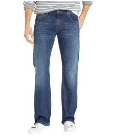 Джинси 7 For All Mankind Brett Modern Bootcut Blue, 40W R (10227307)