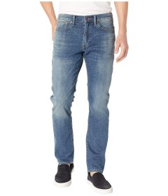 Джинси Lucky Brand 121 Heritage Slim Jeans in Big Puddle Blue, 40W R (10152243)