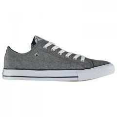 Кеди Dunlop Canvas Low Navy Chambray, 41 (255 мм) (10215604)