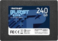 "Patriot Burst Elite 240GB 2.5"" SATAIII TLC (PBE240GS25SSDR)"