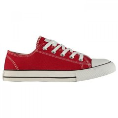 Кеди Lee Cooper Red Canvas, 39 (10096390)