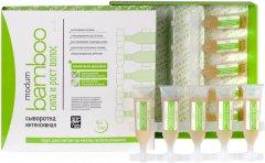 Сыворотка Modum Bamboo интенсивная Сила и Рост волос в ампулах 10 шт х 5 мл (4811230013304)