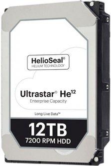 "Жесткий диск Western Digital Ultrastar DC HC520 12TB 7200rpm 256MB HUH721212AL5204_0F29532 3.5"" SAS"
