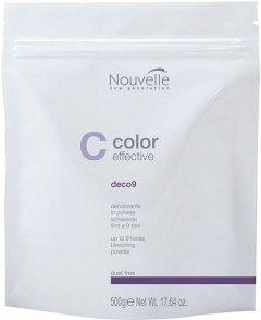 Осветляющий порошок Nouvelle Deco9 усиленого действия 500 г (8025337325987)