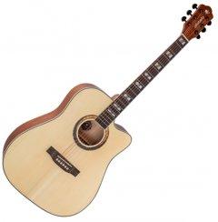 Гитара акустическая Alfabeto Okoume WOS41 ST + bag (17-5-41-8)