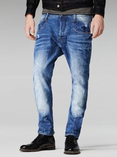 Джинси NEW RADAR SLIM G-Star Raw NEWRADARSLIM XS (21694XS) Блакитний