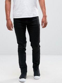 Чорні джинси скінні ASOS ASA020920-1 2XS (837052XS) Чорний