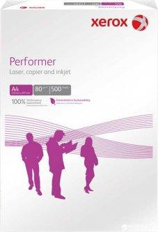 Набор бумаги офисной Xerox Performer A4 80 г/м2 класс C 5 пачек по 500 листов (5017534506491)