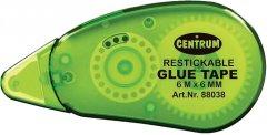 Клей-лента Centrum 6 мм х 6 м в блистере (88038) (4030969880388)