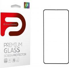 Защитное стекло ArmorStandart Full Glue Curved для Huawei Mate 40 Pro+ Black (ARM57617)