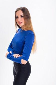 Топ Zhmurchenko Brand S-M Синий 00586