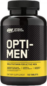 Витамины Optimum Nutrition Opti-Men 150 таблеток (748927052275)
