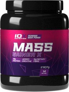 Гейнер 10X Nutrition Mass Gainer X 907 г Ванильный крем (525272730788)