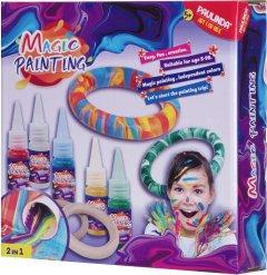 Набор для творчества Paulinda Magic painting Волшебное рисование: браслеты 2 в 1 (PL-199007) (6930518996417)