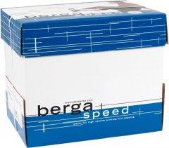 Набор бумаги офисной Berga Speed А4 80 г/м2 класс С 5 пачек по 500 листов Белой (6416764500818)
