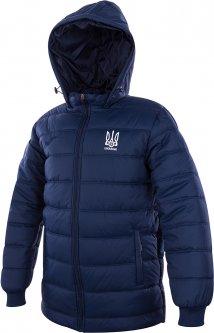 Куртка зимняя Joma FFU Ukraine S Темно-синяя (9997509645096)