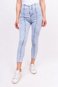 Стильные стрейчевые джинсы LUREX - джинс цвет, M (7011)