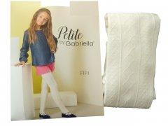 Колготки Gabriella Fifi 140-146 см Белые