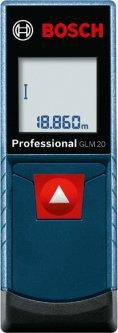 Лазерный дальномер Bosch Professional GLM 20 (0601072E00)