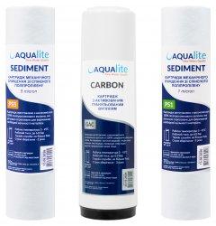 Набор картриджей для обратного осмоса Aqualite STANDARD AQCRT3-S
