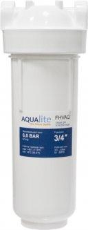"""Магистральный фильтр для холодной воды Aqualite FHV34-W (3/4"""" белый)"""