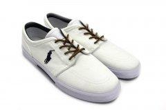 Чоловічі кеди Polo Rаlph Lаurеn Білий 48 #9607