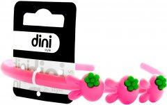 Обруч Dini Kids d-047 Зайка розовый (4823098405047)