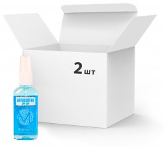 Упаковка антисептика для рук Manorm Aquamarine 2 шт х 50 мл (ROZ6206101499)