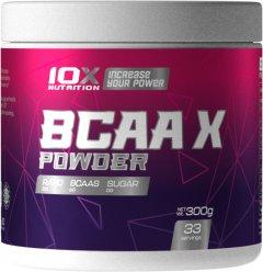 Аминокислота 10X Nutrition BCAA X powder 300 г Лимонный чай со льдом (525272730917)