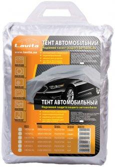 Тент автомобильный Lavita LA 140101L Серый