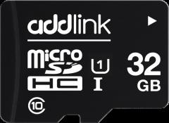 AddLink microSDHC 32GB Class 10 UHS-I U1 (ad32GBMSH310)
