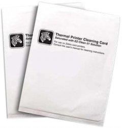 Комплект чистящих карт Zebra для принтера ZC100/300 (105999-310)