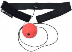 Мяч для бокса Onhillsport Fight Ball puncher тренажер универсальный с липучкой (FB-01)