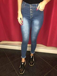 Джинсы Bilbec Jeans BB101/006 34 Синие (101006)