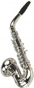 Музыкальная игрушка Bass & Bass Саксофон с ключами 27 см (B06575) (8411865002849)