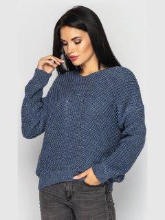 Пуловер Larionoff Paris 42-46 Синий (Lari2000005347306)