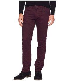 Джинси Robert Graham Kent Tailored Fit Pants Burgundy, 36W R (10152282)