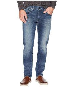 Джинси Hudson Jeans Blake Slim Straight in Zip Stearns Blue, 34W R (10320463)