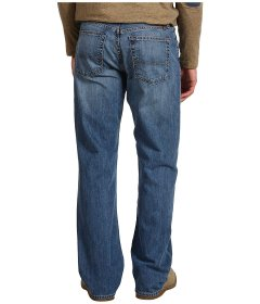 Джинси Lucky Brand 181 Relaxed Straight in Light Cardiff Blue, 29W R (10221866)