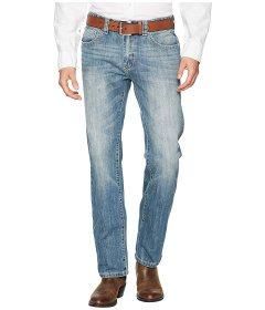 Джинси Rock and Roll Cowboy Revolver Slim Denim with Stitches in Light Vintage M1R6617 Blue, 40W R (10353314)