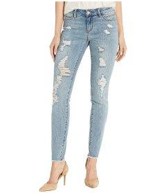 Джинси Bebe Pam Heartbreaker Ankle Jeans in Vintage Destroy Unknown Color, 4XL (US 28) (10323175)