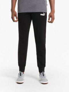 Спортивні штани Puma Ess Logo Pants 58671601 S Puma Black (4063697302150)