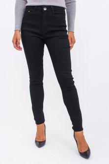 Классические прямые джинсы - черный цвет, XXXXL (48) XXXXL (48)