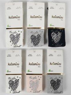 Колготки Katamino K32189 92-104 см 6 шт. Асорті (8680652384509)