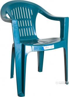 Кресло Irak Plastik Bahar EKO Зеленое (4683kmd)
