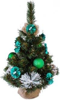 Искусственная елка Новогодько (YES! Fun) 0.45 м Изумрудное сияние (903810) (4820079038102)